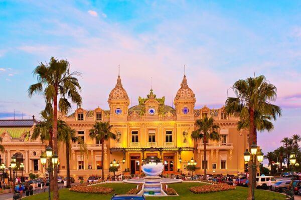 Spela casino i Monte Carlo