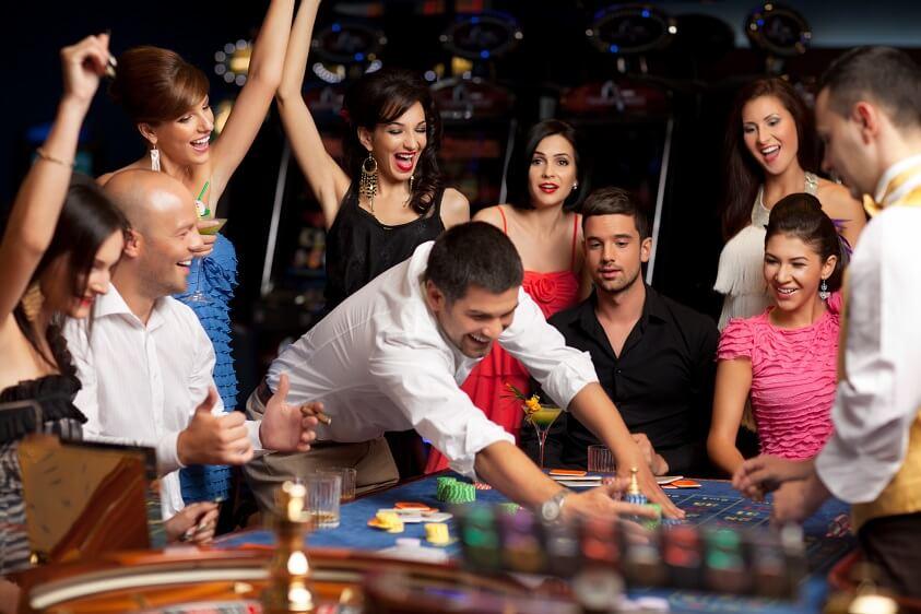 Så vinner på du på roulette